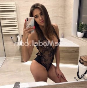 Susy escortgirl rencontre libertine